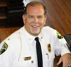Chief Stacey Cotton